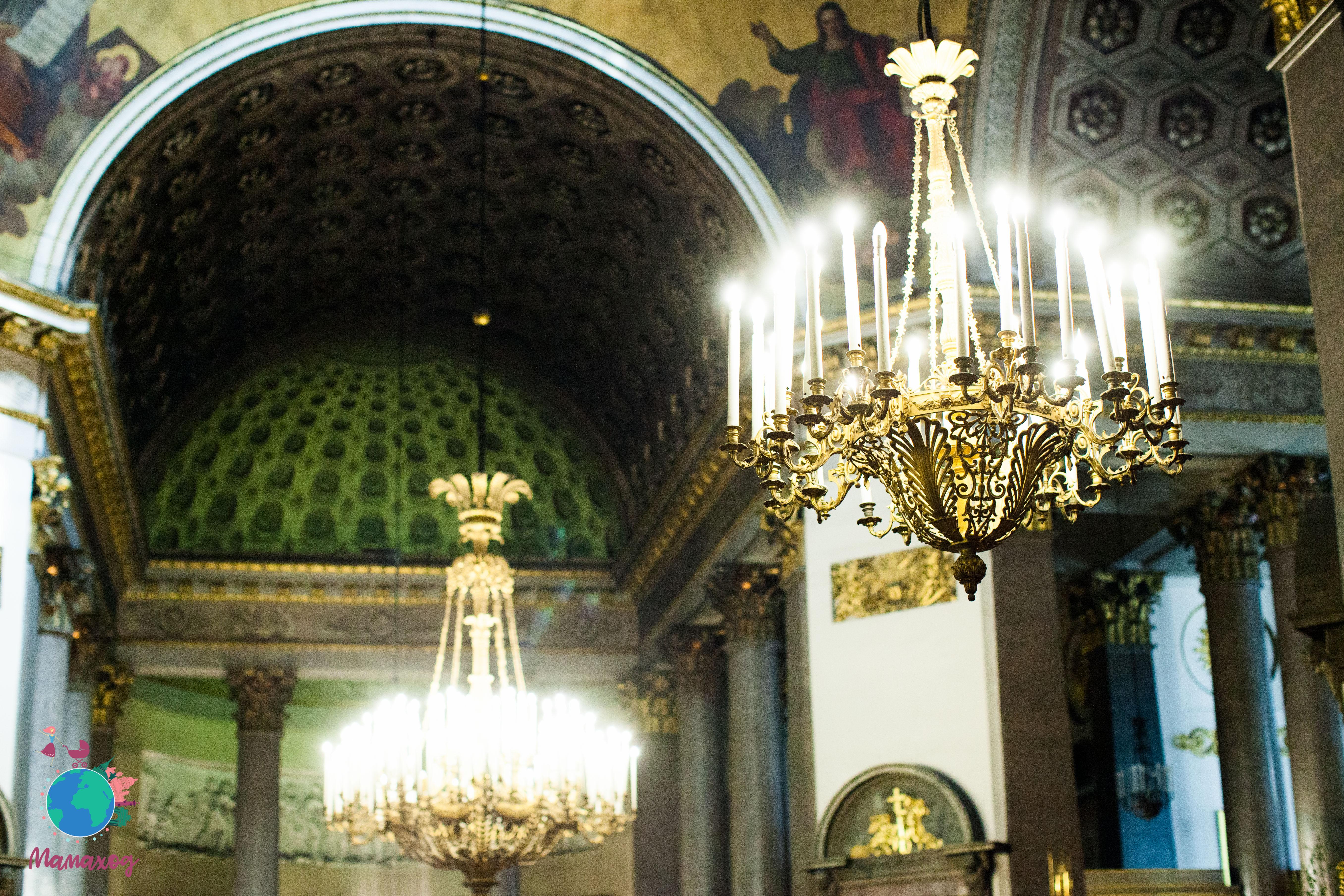 Архитектурный шедевр. Посещение Казанского собора