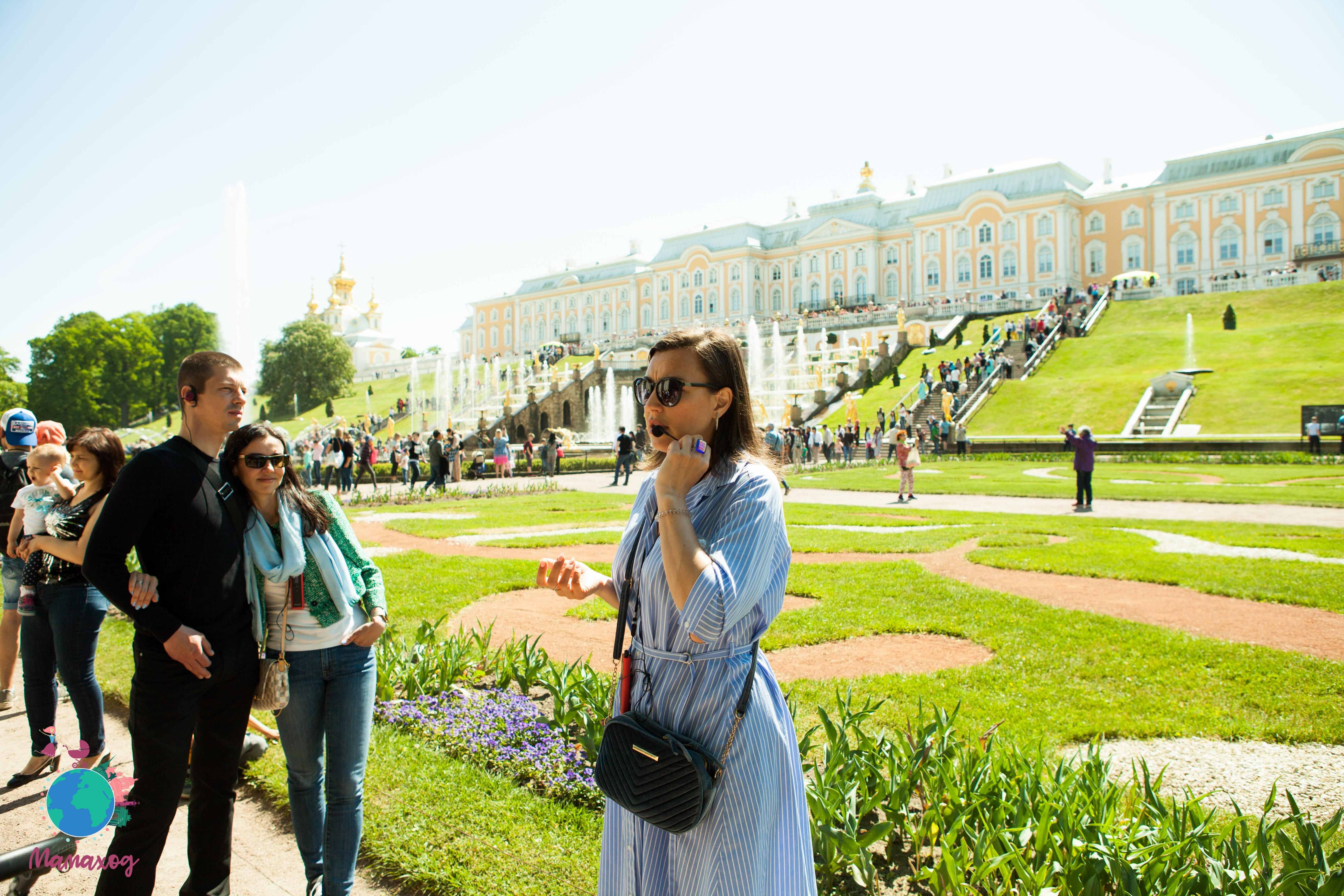 Королевский Мамаход-weekend в Петергофе