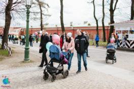 Открытие сезона 2019: Мамаход по Петропавловской крепости