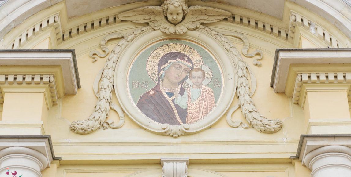 Мамаход в Петропавловский собор