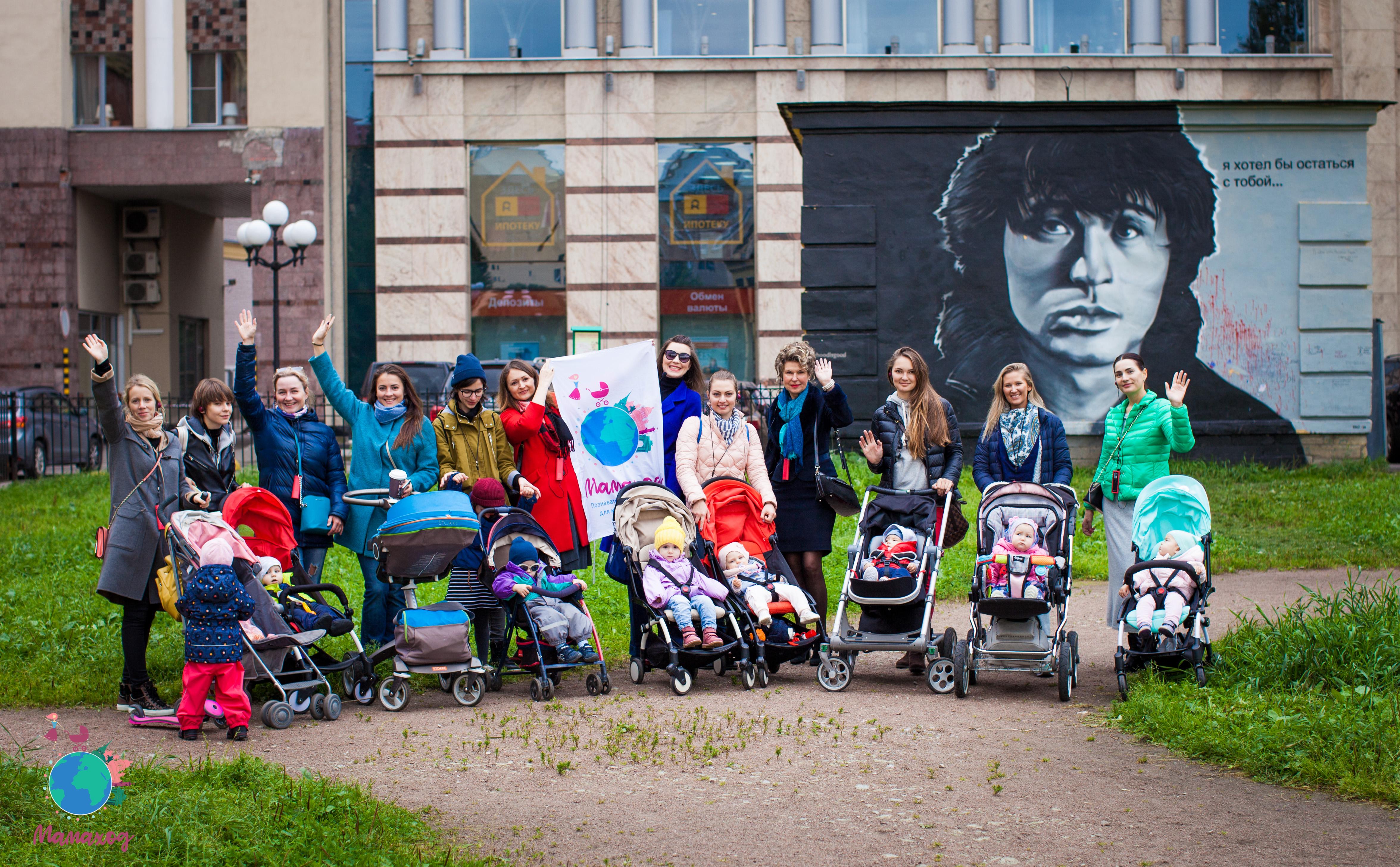 Граффити-экскурсия по ул. Жуковского