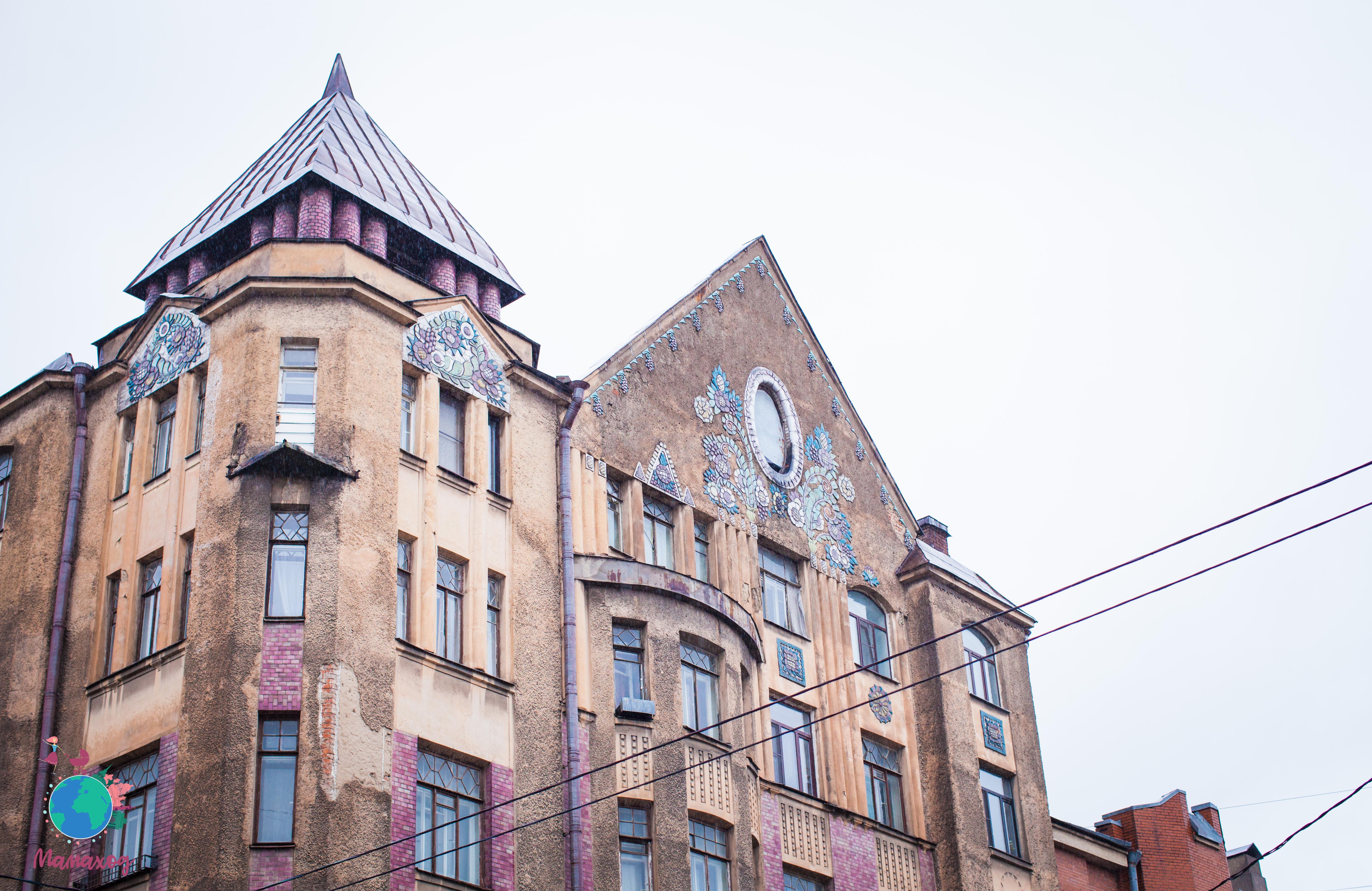 Мамаход по району Семенцы