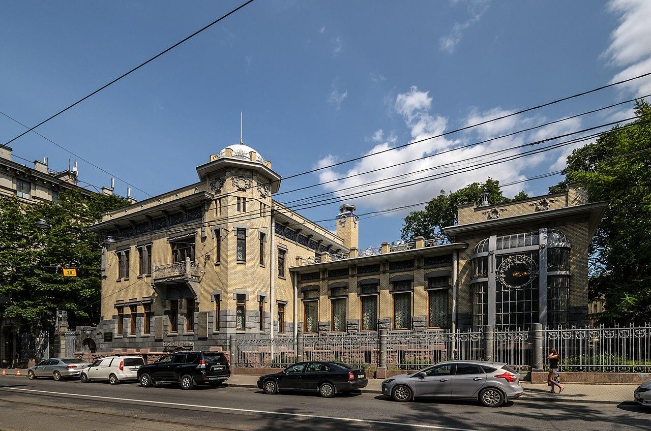 Мамаход вокруг Горьковской