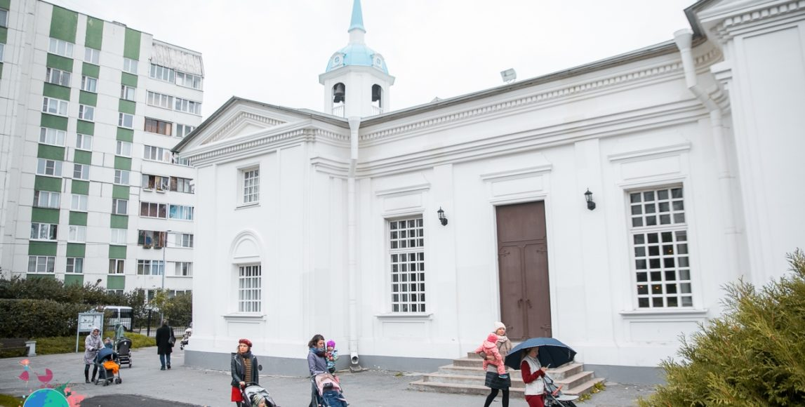 Мамаход к дворянским дачам на Стачек