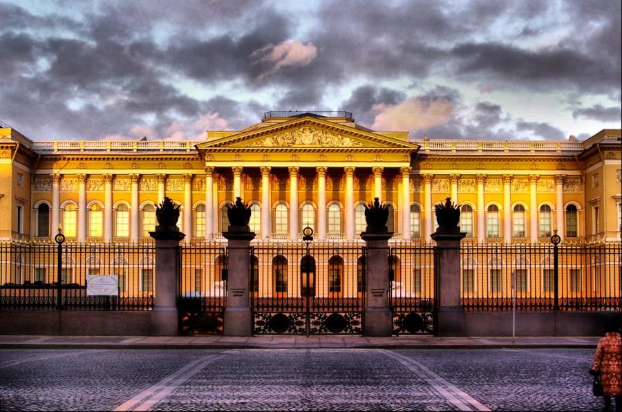 Знакомство с Русским музеем