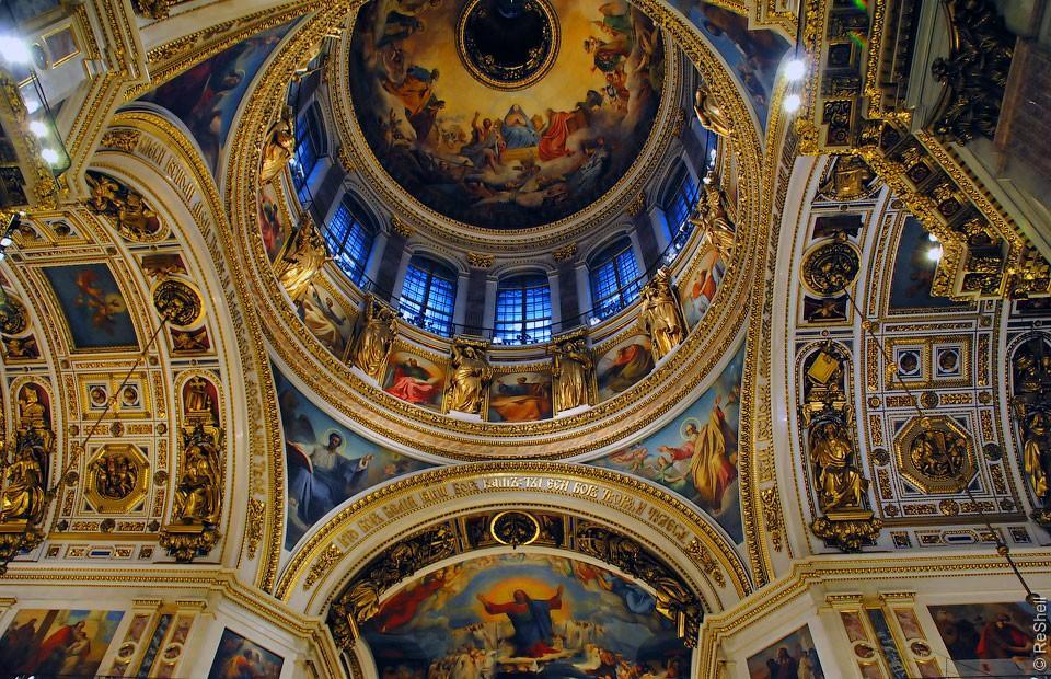 Архитектурный шедевр. Исаакиевский собор