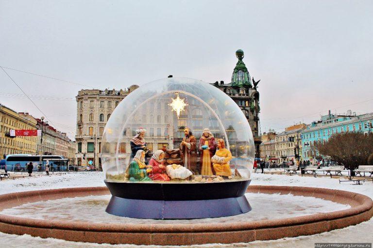 Рождественский Мамаход: Казанский собор и традиции праздника