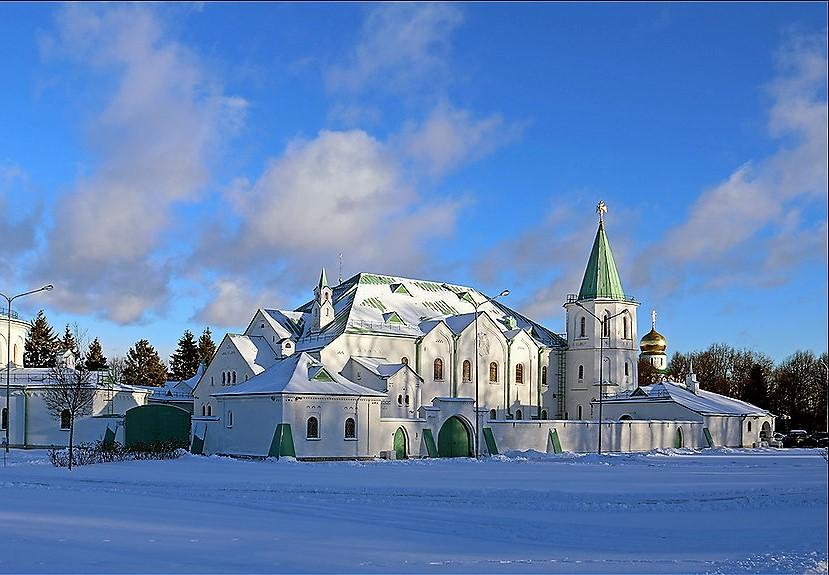 Мамаход по Феодоровскому городку (Пушкин)
