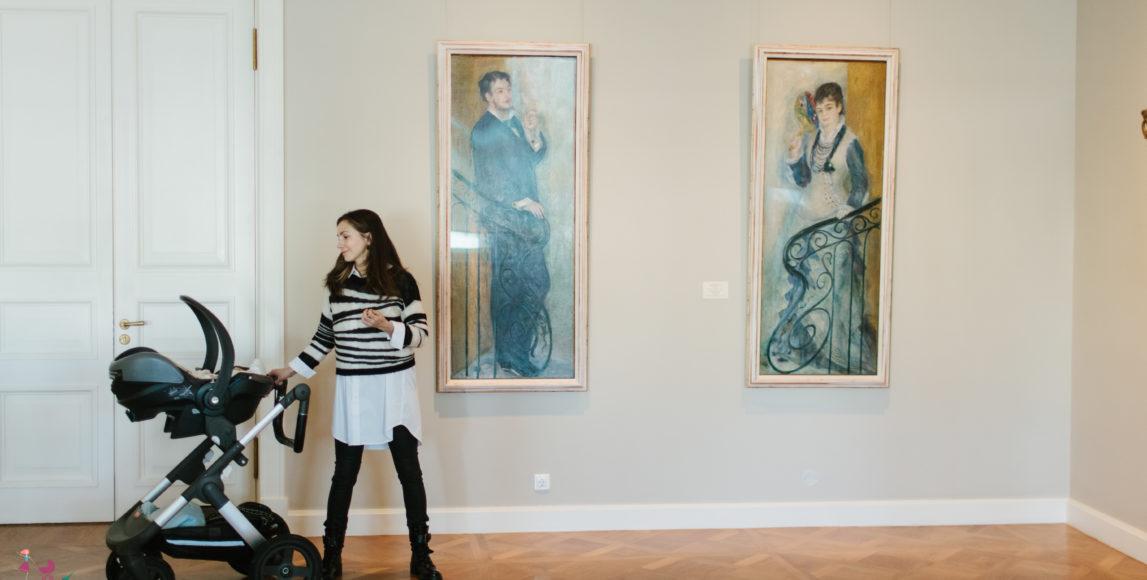 Шедевры импрессионистов в Главном Штабе