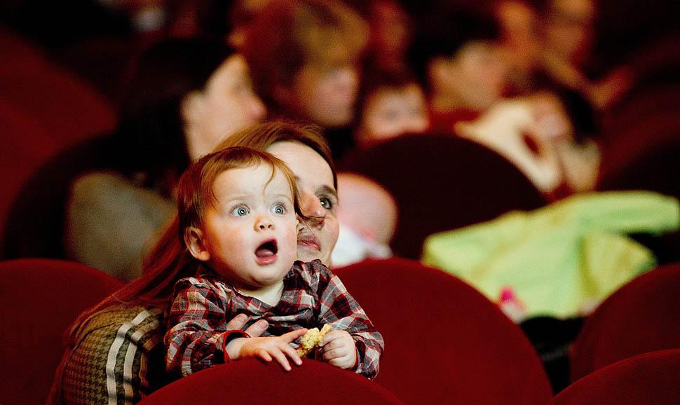 Театры для малышей в СПб