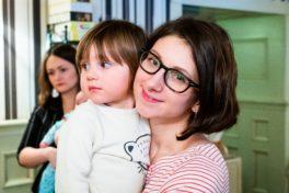 Встреча-лекция «Бери детей — иди в музей» с Анной Горькой @annaliza_art
