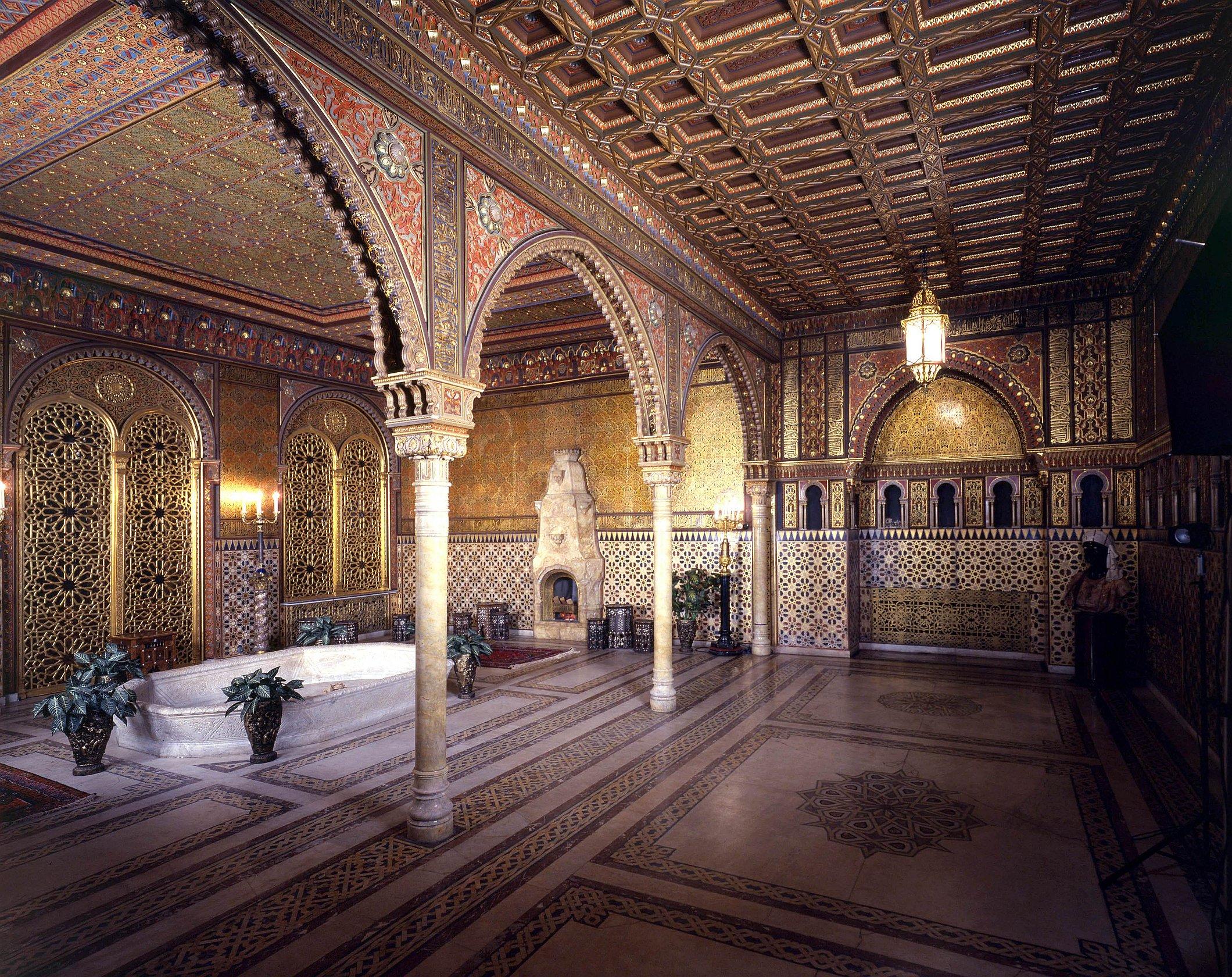 Мамаход по Юсуповскому дворцу