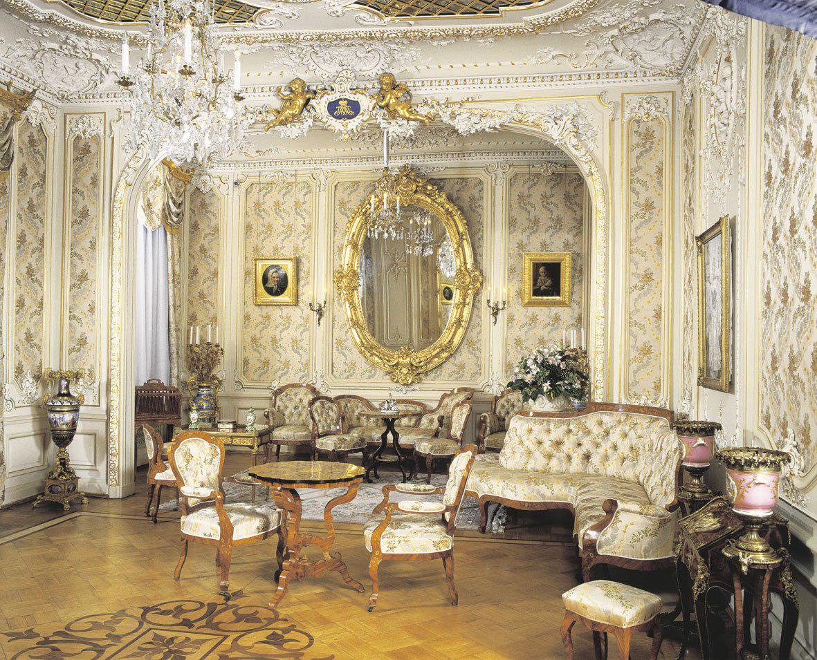 Частная жизнь Юсуповского дворца 18+