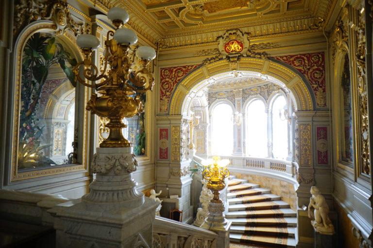 Мамаход по Владимирскому дворцу