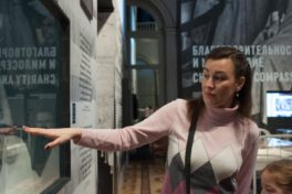 Арт-лекция+ прогулка по архитектурным стилям Петербурга
