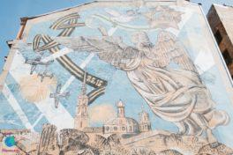 Граффити-экскурсия по Петроградской стороне