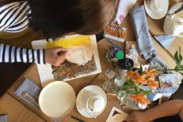 Завтрак со смыслом Mom&Art: Ван Гог (лекция+рисунок)