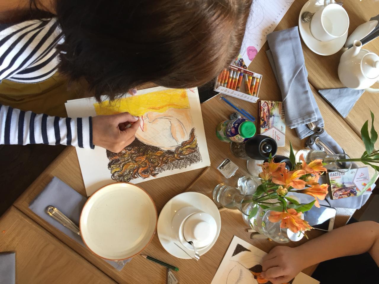 Завтрак со смыслом Mom&Art: Матисс (лекция+рисунок)