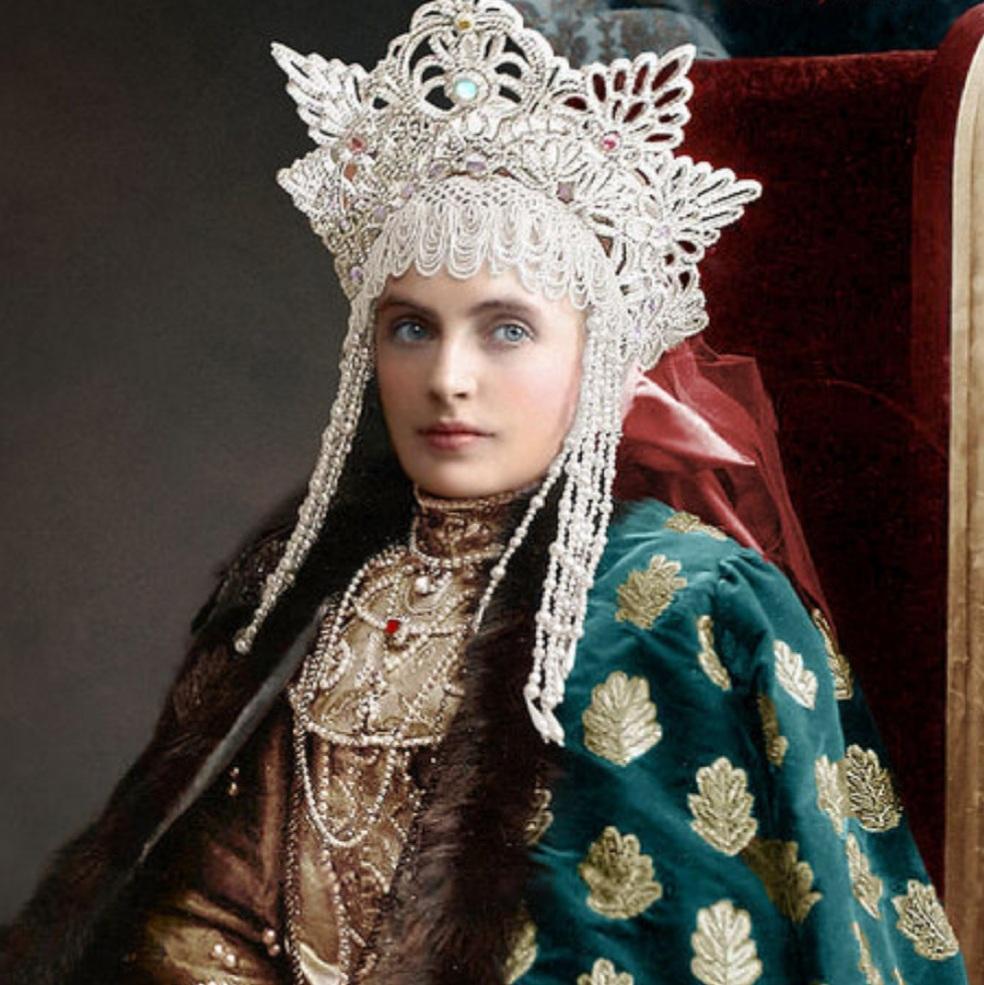 Mom&Art. Лекция-беседа о знаменитом костюмированном бале 1903 года