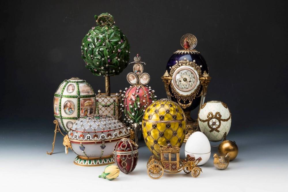 Мамаход online: Фаберже – лучшие ювелиры России
