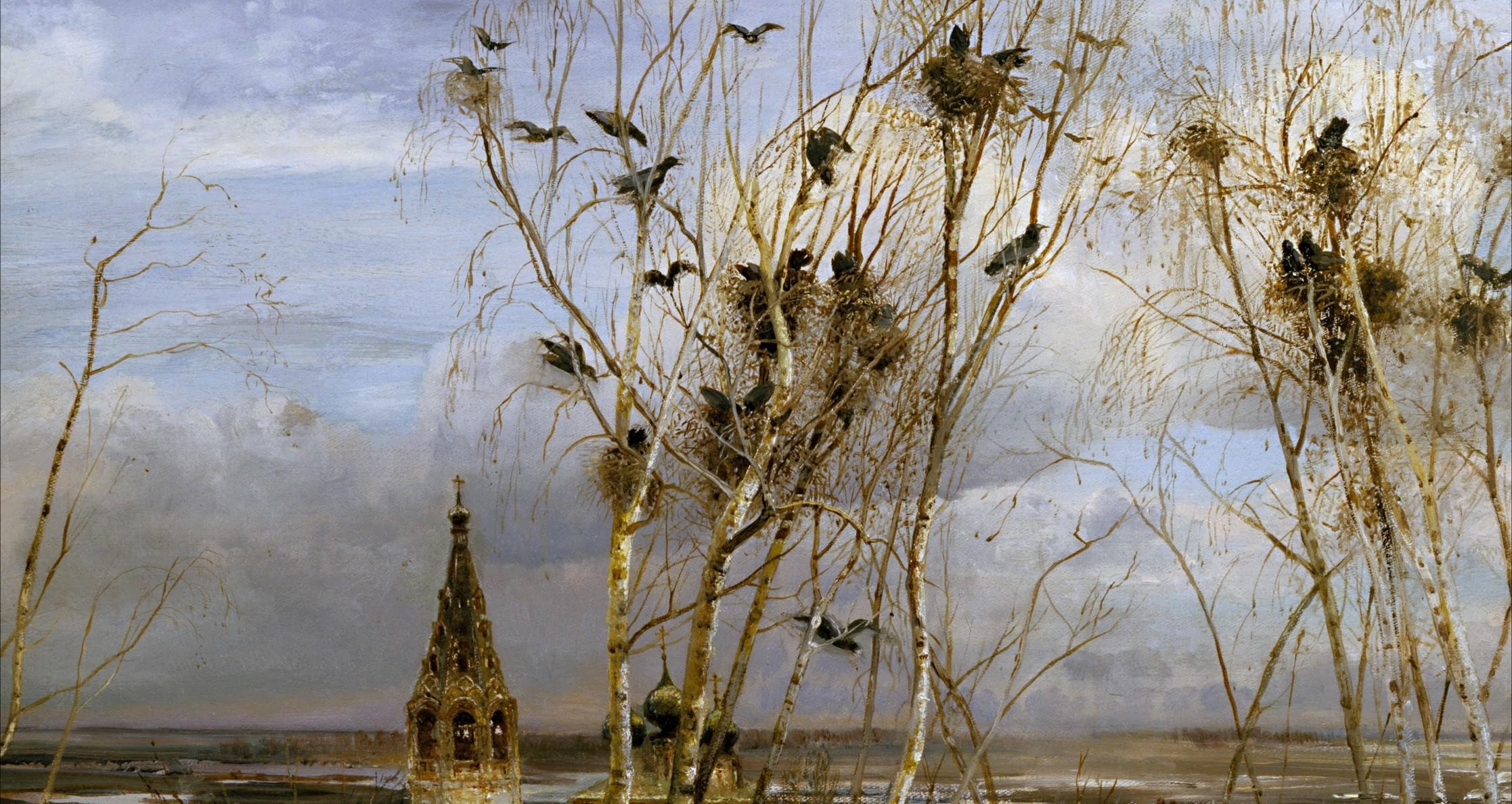 Мамаход online: «История русского искусства в 10 шедеврах»
