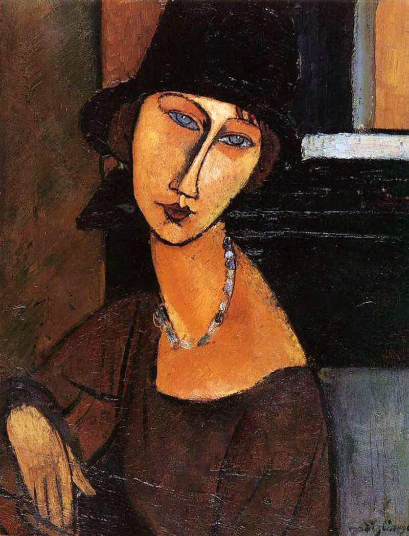 Mom&Art. Модильяни. Портрет любви