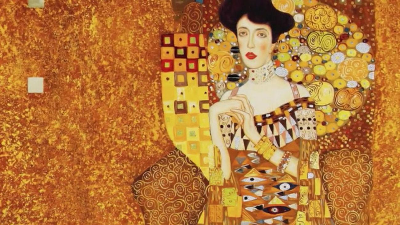 Завтрак со смыслом Mom&Art. Золото Климта. Рисунок