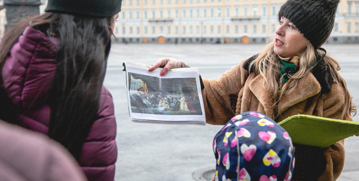 Прогулка+лекция «Танцевальные традиции Петербурга»