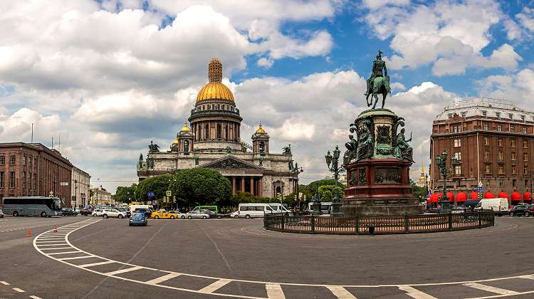 Парадный Петербург 0+