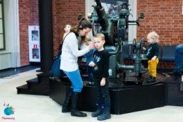 Папаход в музей ВМФ