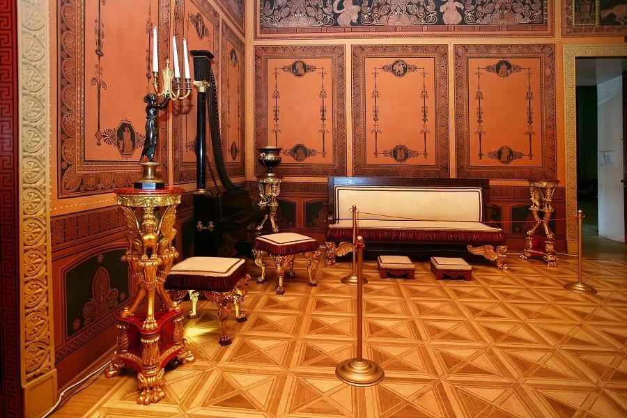 Мамаход в Шереметевский дворец