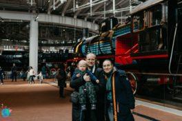 Папаход в музей РЖД России