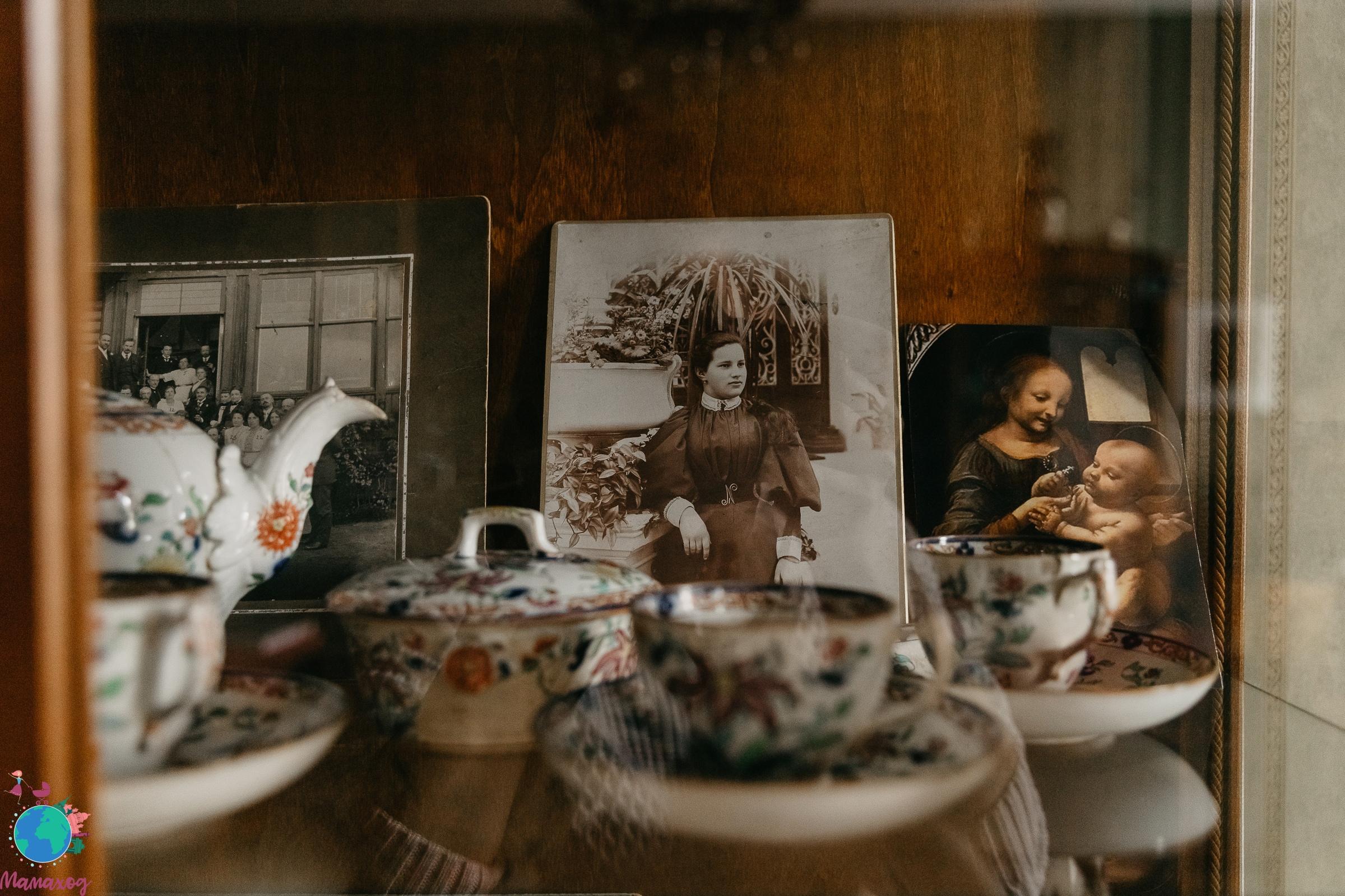Светское чаепитие и экскурсия в исторической квартире Бенуа