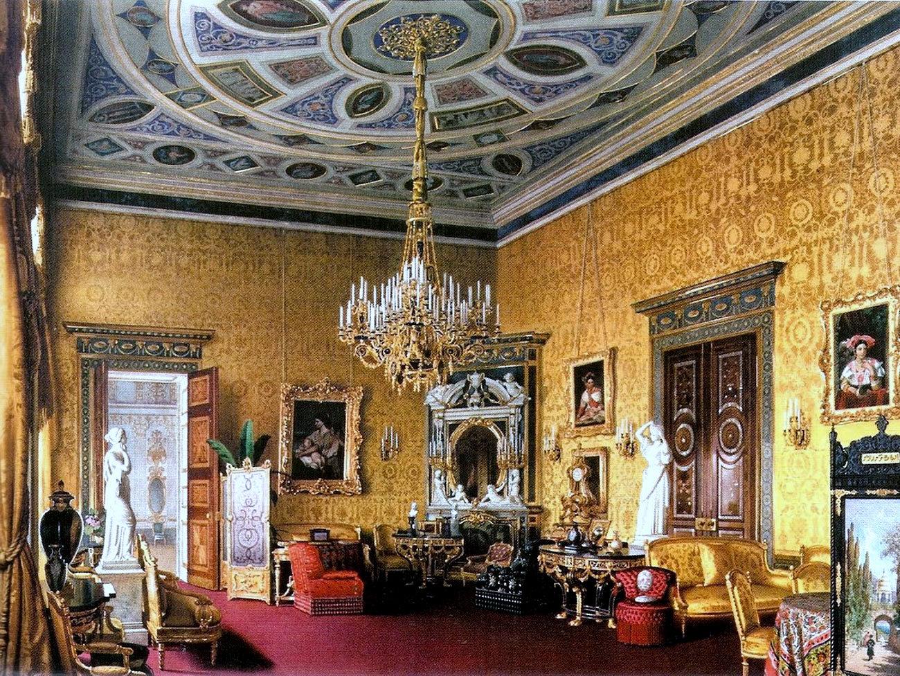 Семейный Мамаход в Екатерининский дворец