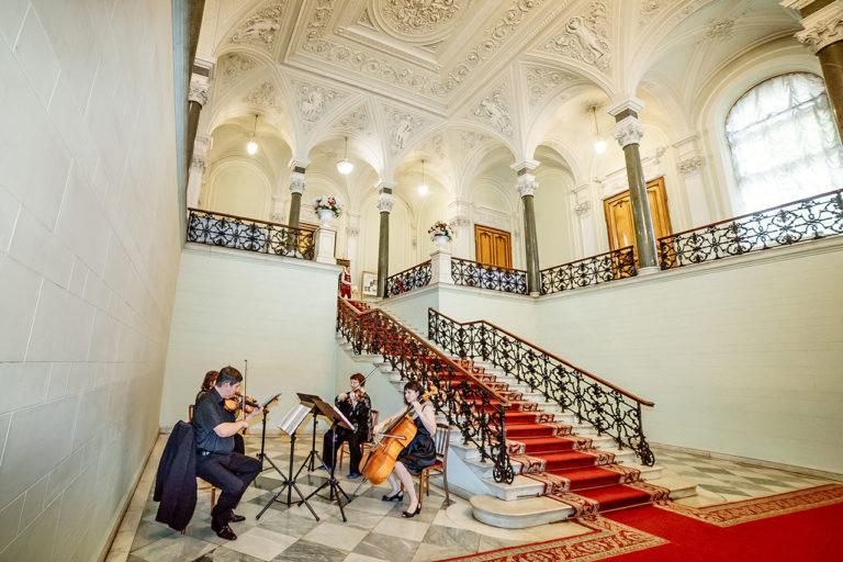 Семейный Мамаход в Николаевский дворец