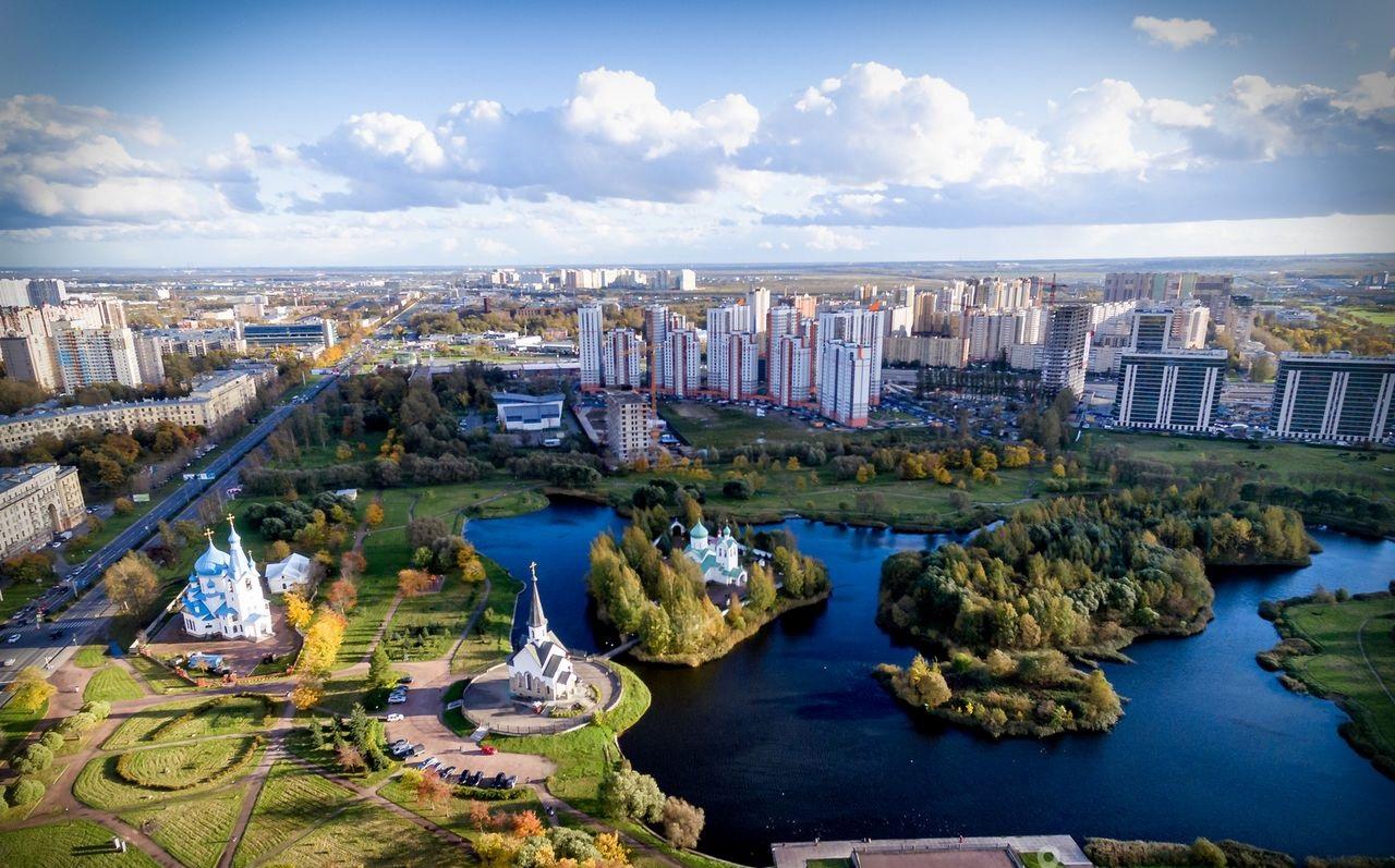 Мамаход по Пулковскому парку