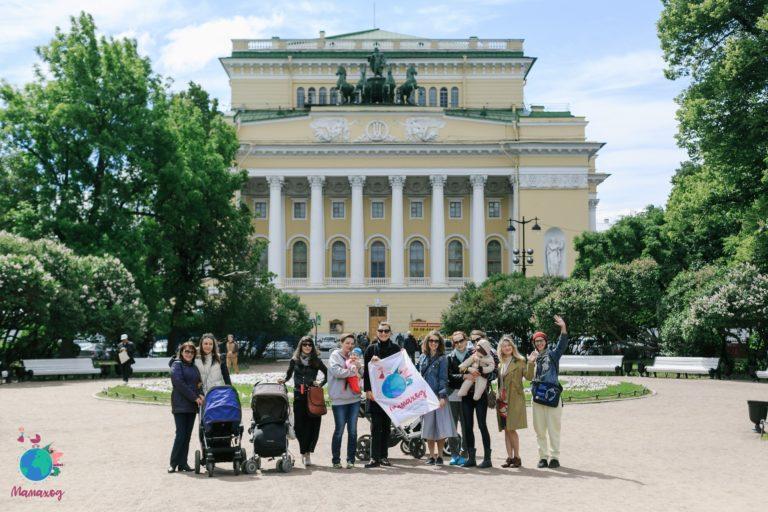 Theatre life of Saint-Petersburg 0+