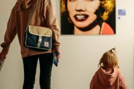 Мамаход на выставку  «Энди Уорхол и русское искусство»