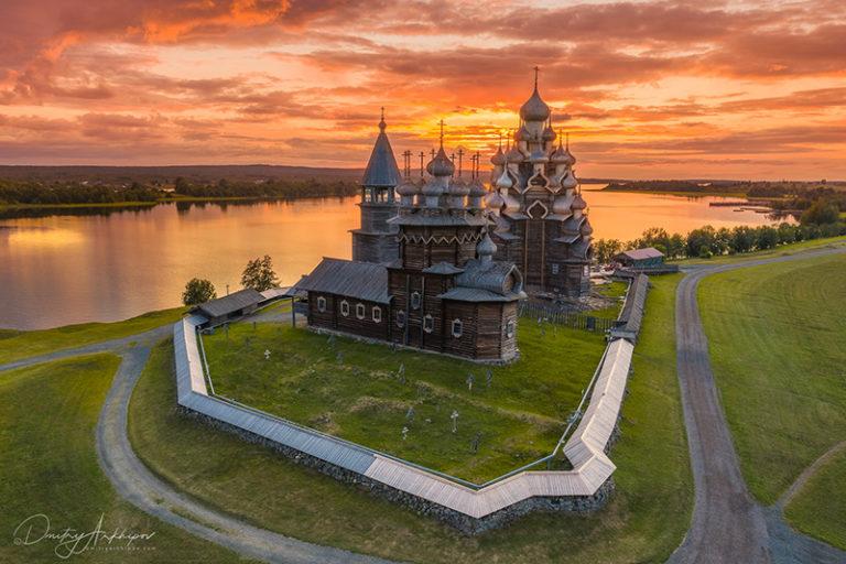 Карельский Мамаход: Петрозаводск+Кижи