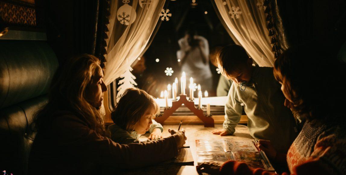 Мамаход в Новый год, или сказочное путешествие в Великий Устюг